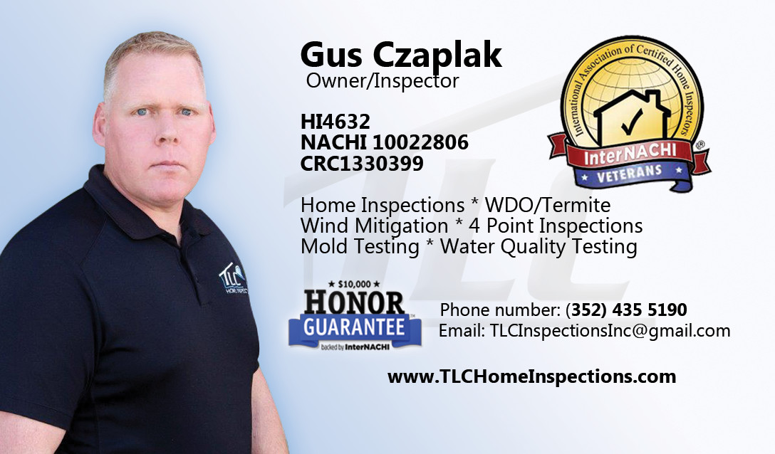 TLC Home Inspections